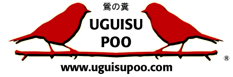 Uguisu Poo is Japan's only approved brand of Uguisu No Fun, known as Geisha Facial or Bird Poop Facial Nightingale Droppings. A unique facial that gives amazing, Instant results guaranteed!